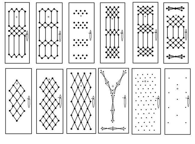 Фото - Як проводиться обшивка вхідних дверей своїми руками