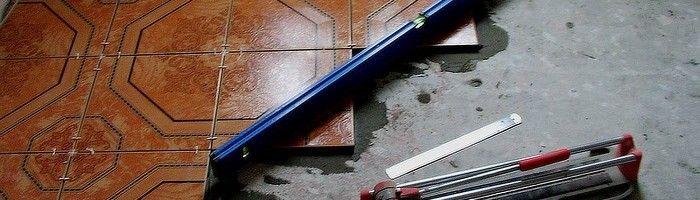 Фото - Як проводиться укладання плитки на підлогу на кухні своїми руками