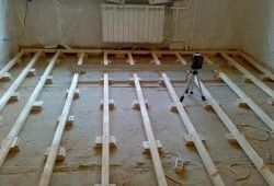 Фото - Як провести ремонт підлоги своїми руками?