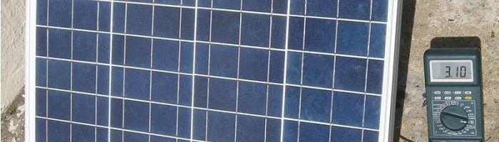 Фото - Як працює сонячна батарея