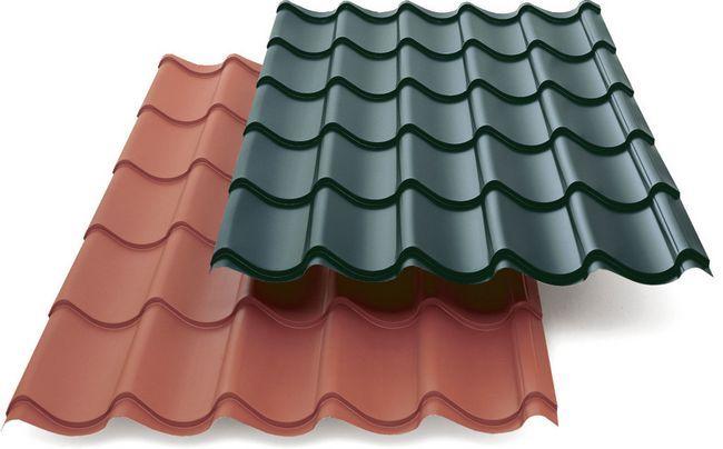 Фото - Як розрахувати необхідну кількість металочерепиці на дах?