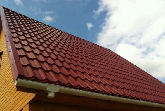 Фото - Як розрахувати площу чотирьохскатного даху?