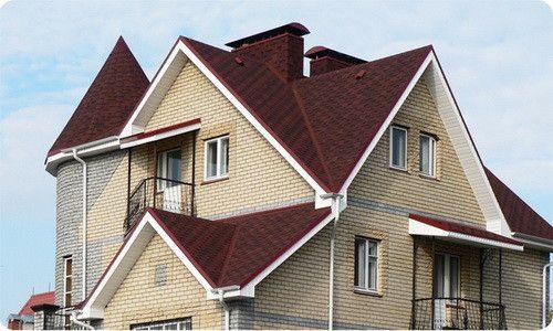 Фото - Як розрахувати кут нахилу даху