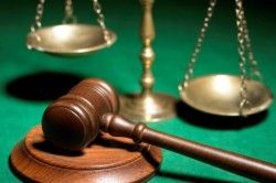 При розділ майна всі виниклі суперечки вирішуються в судовому порядку