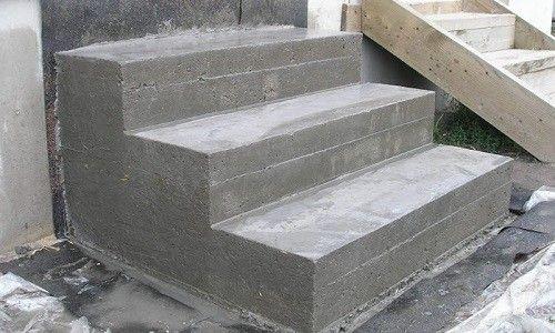 Фото - Як самому зробити бетонні сходи