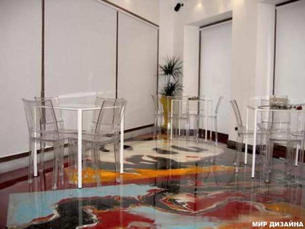 Фото - Як самому зробити наливні підлоги 3d: навчання всім тонкощам роботи