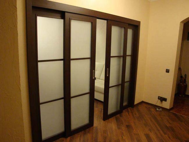 Фото - Як самому зробити розсувні двері?