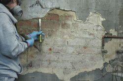 очищення стіни