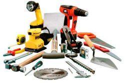 Набір інструментів для монтажу стель з гіпсокартону