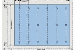 Форма римської штори