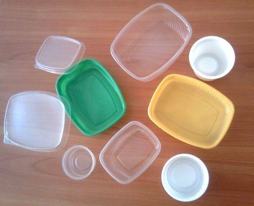 Харчові пластикові контейнери