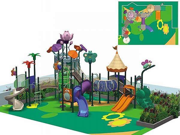 Як самостійно створити майданчик для дітей