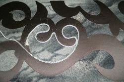 Окантовка бандо декоративним шнуром