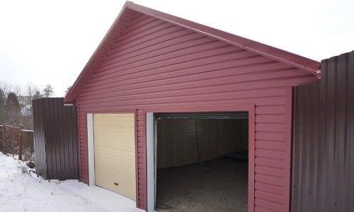 Фото - Як самостійно утеплити металевий гараж?
