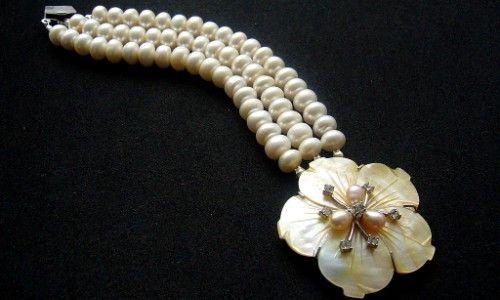 Фото - Як зробити браслет з перлів своїми руками?