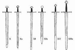 Пристрій декоративного меча