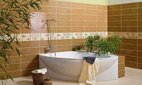 Фото - Як зробити дизайн плитки у ванній кімнаті оригінальним і ефффектним