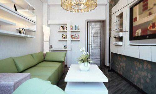 Фото - Як зробити дизайн залу в 16 кв?