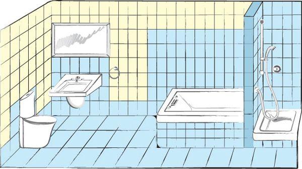Фото - Як зробити гідроізоляцію у ванній?