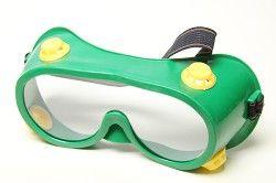 Захисні окуляри при роботі з електролобзиком