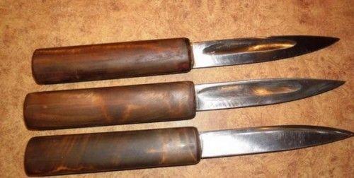 ковані ножі