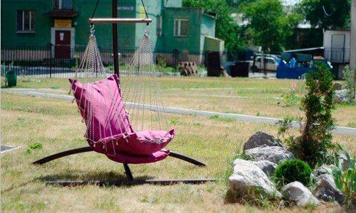 Фото - Як зробити крісло-гамак своїми руками?
