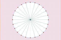 Фото - Як зробити коло з гіпсокартону?