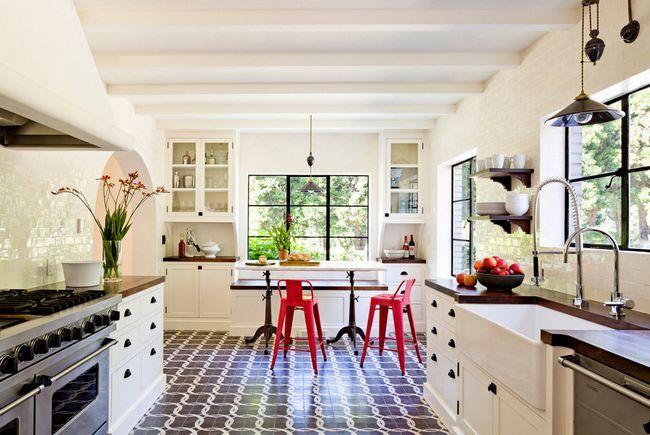Креативне оформлення кухонних зон