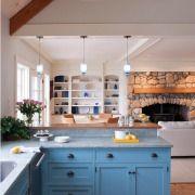 Оригінальне оформлення кухонних зон