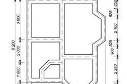 План зведення стрічкового фундаменту