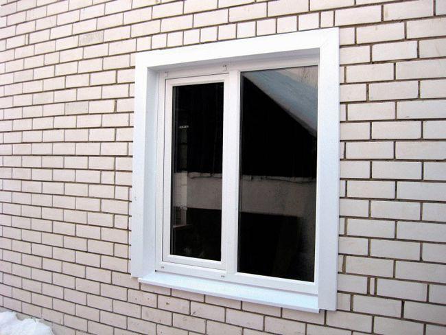Фото - Як зробити зовнішні укоси для пластикових вікон