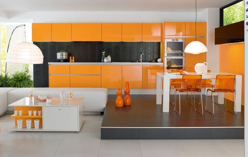 Фото - Як зробити подіум на кухні?