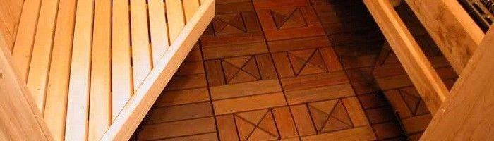 Фото - Як зробити підлогу в лазні самостійно