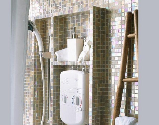 Фото - Як зробити полки в ванну кімнату?