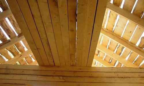 Фото - Як зробити стелю в лазні?