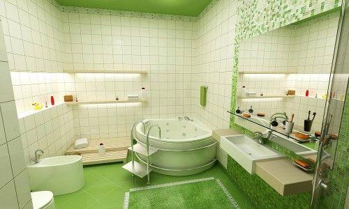 Фото - Як зробити ремонт у ванній кімнаті