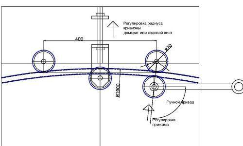 Фото - Як зробити ручний саморобний трубогиб?