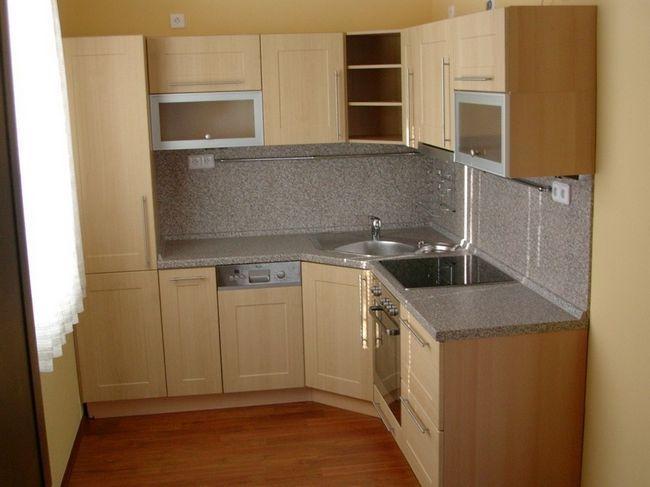 Фото - Як зробити кутовий шафа на кухню?
