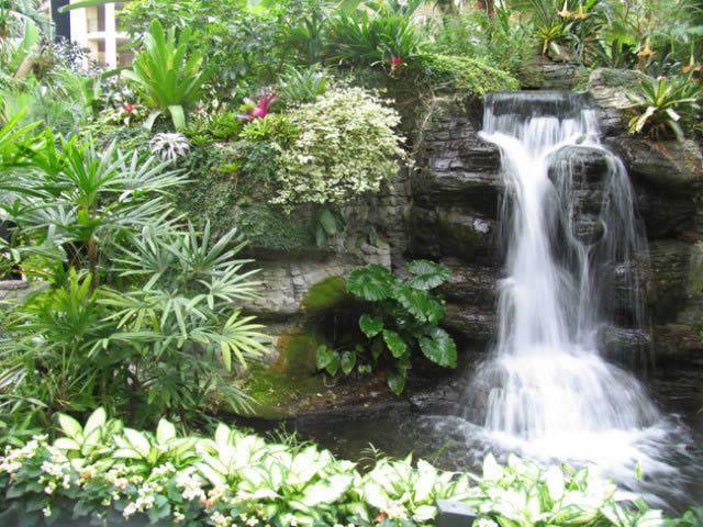 Фото - Як зробити водоспад самостійно?