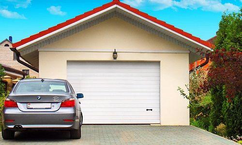 Фото - Як зробити ворота для гаража своїми руками?