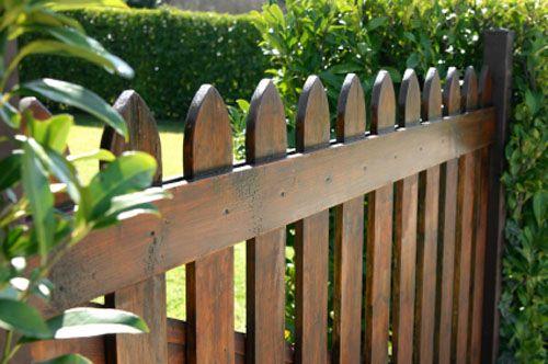 Фото - Як зробити паркан своїми руками