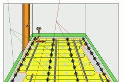 Фото - Як зробити заливний підлогу своїми руками?