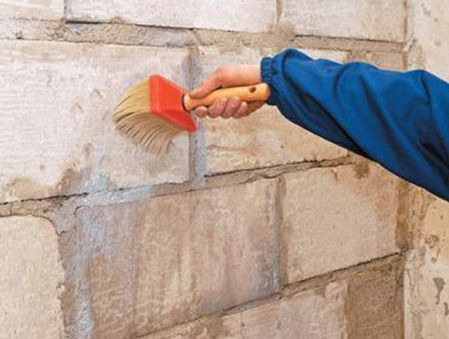 Як штукатурити стіни з піноблоку