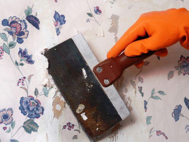 Фото - Як зняти старі бамбукові шпалери зі стіни