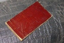 Пластина з текстоліту