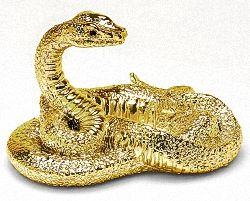 статуетка змії