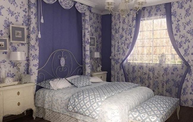 Фото - Як створити дизайн спальні в стилі прованс?