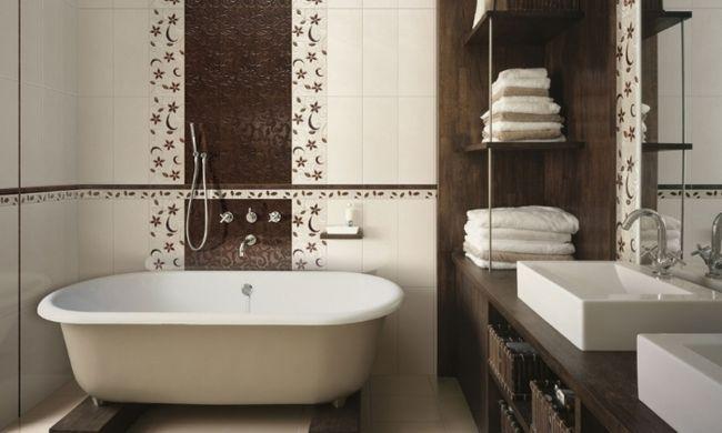 Як створити інтер'єр невеликої ванної кімнати