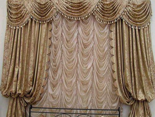 Фото - Як зшити французькі штори