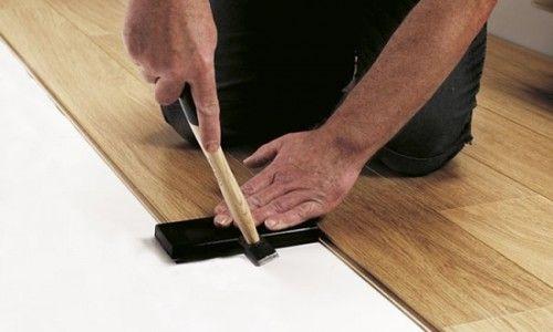 Фото - Як стелити ламінат: посібник і докладна інструкція по будівельним роботам для новачків